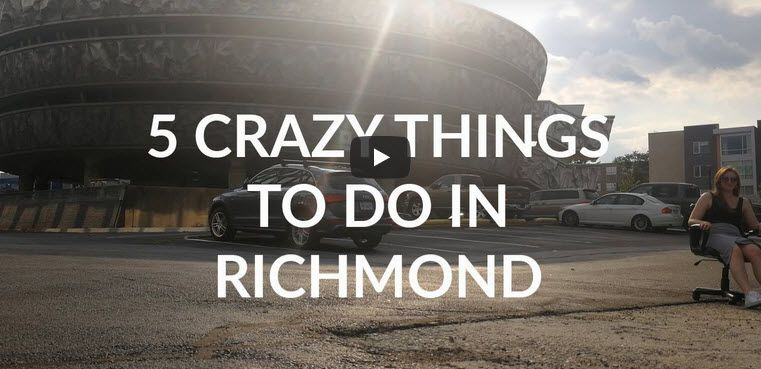Video - 5 Things to do in Richmond @ RVASec